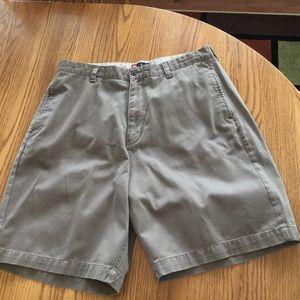 Men's 100% cotton shorts